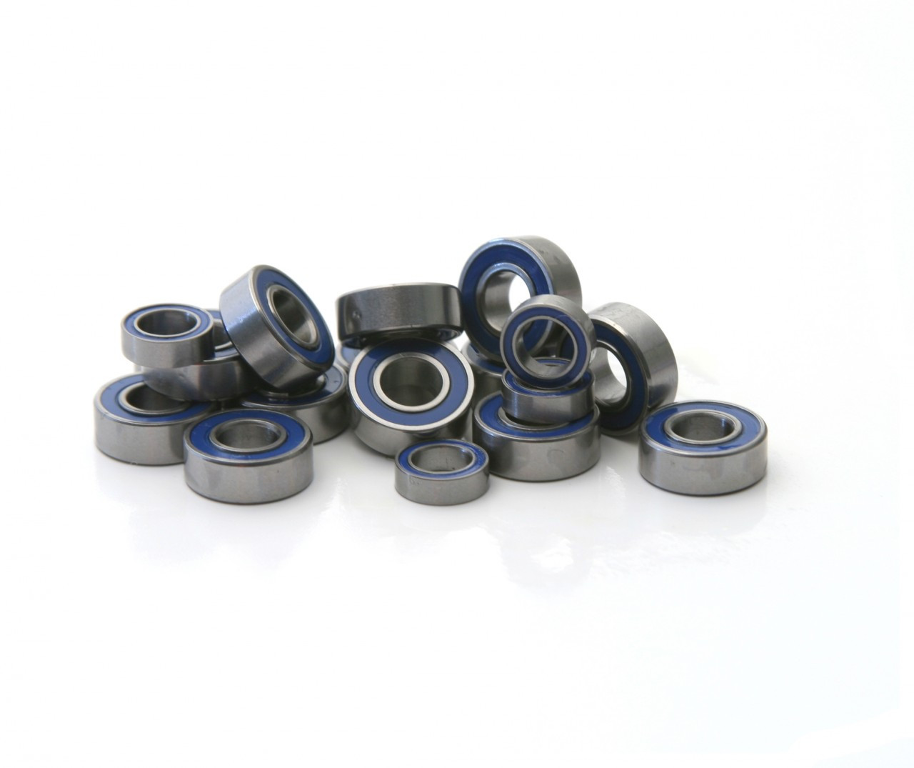 Traxxas Nitro Rustler Complete replacement bearing kit.