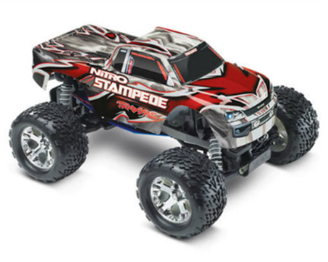 Fits the Traxxas Nitro Stampede 2WD trucks.