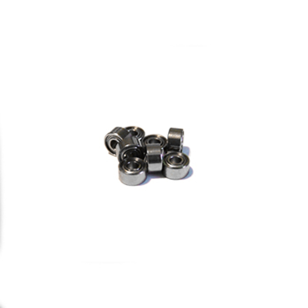 Bearings Metric Series 2x5x2.5 MM Metal Shielded (2 Pack) (MR52 ZZ)