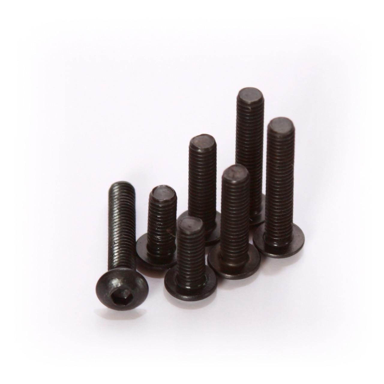 Hardware 4x6 mm BHSC Screws (10 Pack)