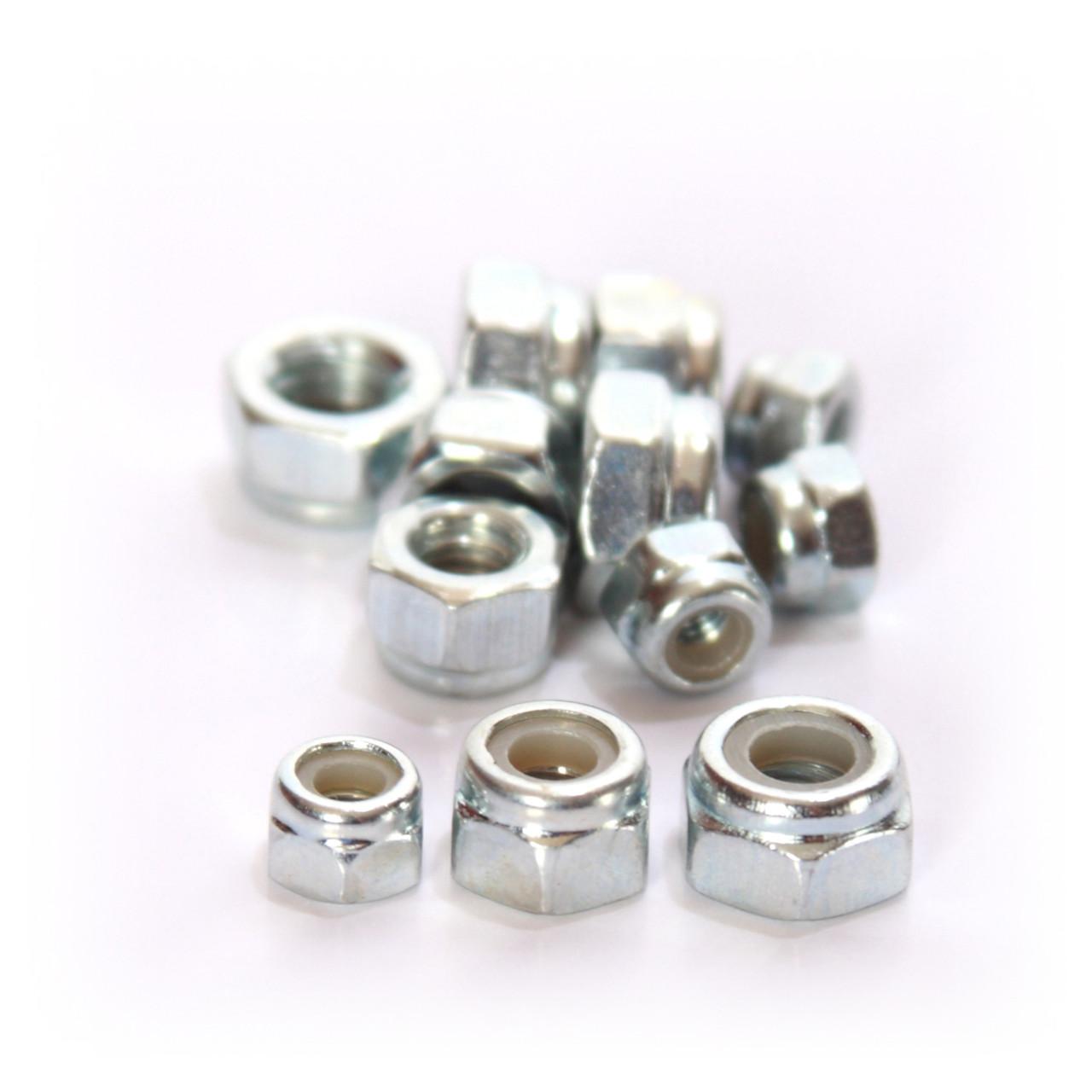 Hardware M3 Locknuts (10 Pack)