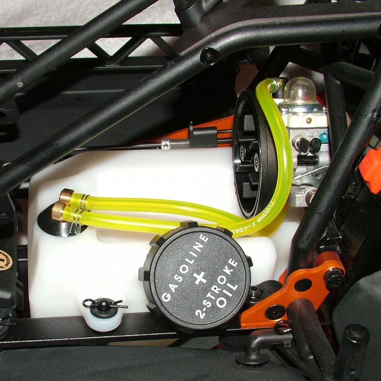 BAJA 2nd GEN. HIGH FLOW FUEL LINE KIT