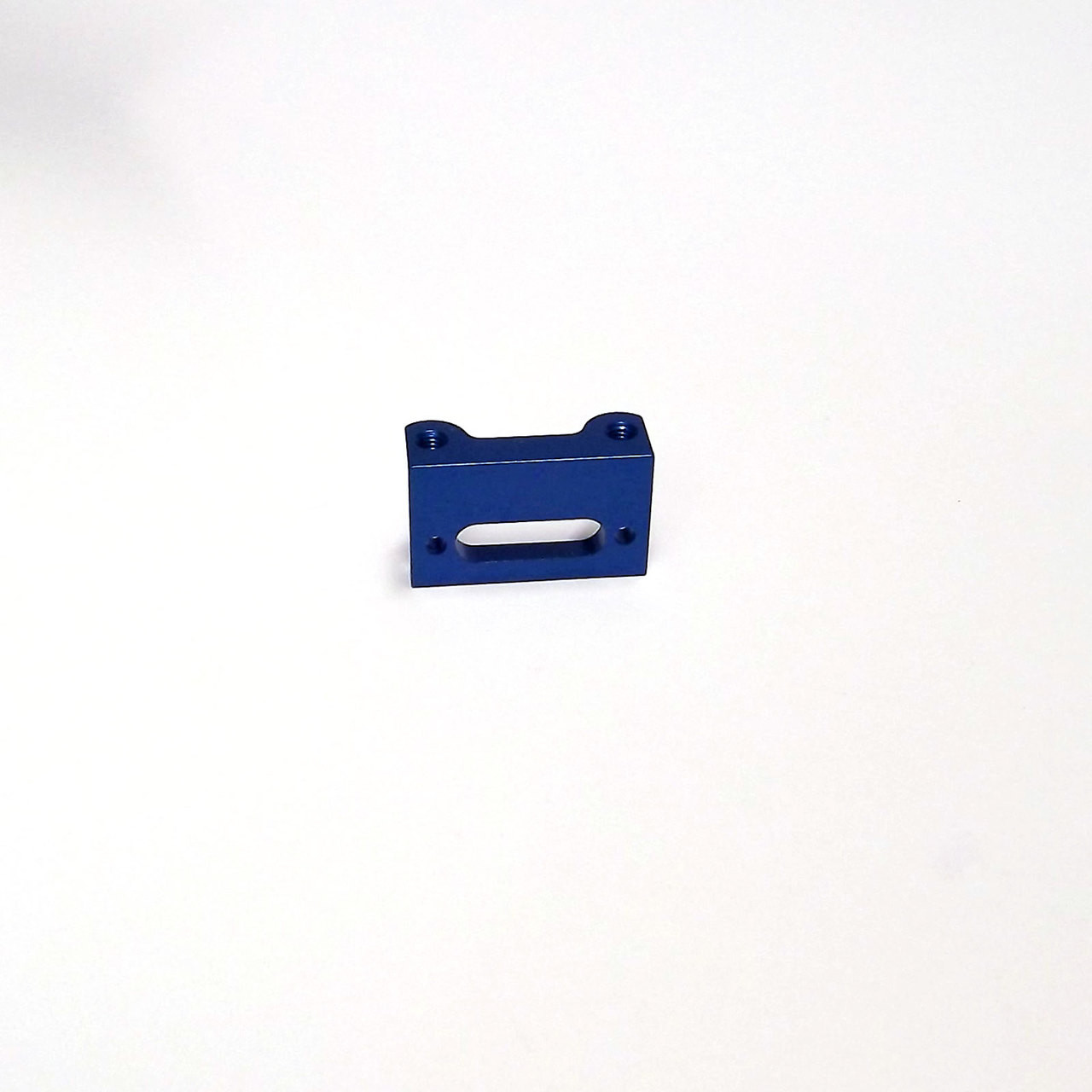 ALUMINUM SWITCH MOUNT BLUE