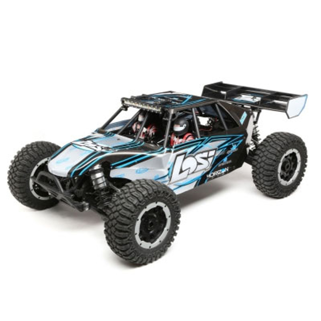 Fits the Losi Desert Buggy XL and new K&N gas trucks as well as the new DBXL-E Electric!
