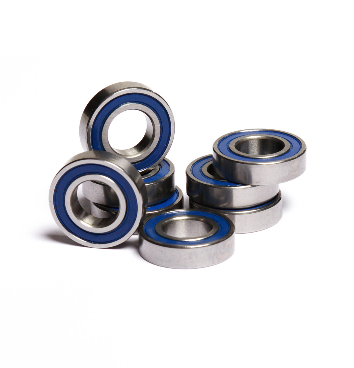 Team Losi Desert Buggy XL DBXL & DBXL-E 8 piece wheel bearing kit.