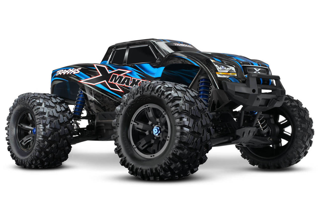 Compatible with the Traxxas X-MAXX Stock rollcage only!  Will not fit the Snap-on body or any other body where the rollbar is not accessible.