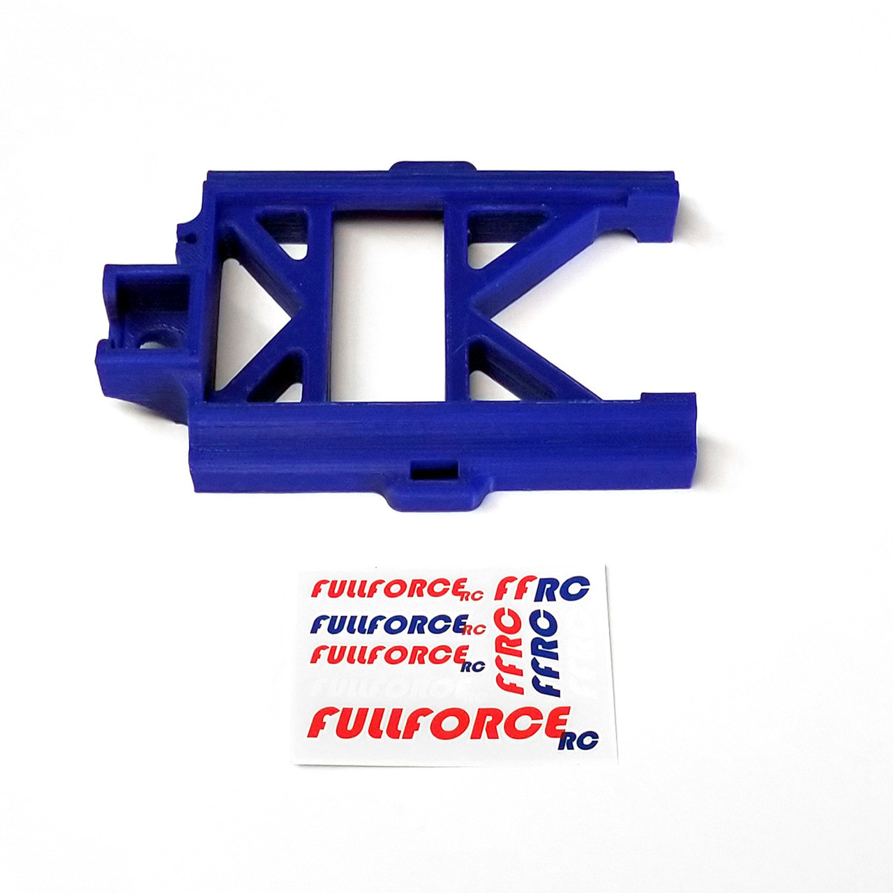 Blue MAX5 speed control mount for your Traxxas X-MAXX.