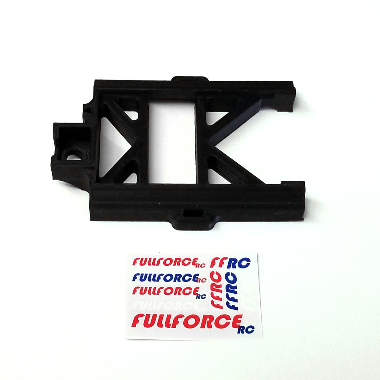 Black MAX5 speed control mount for your Traxxas X-MAXX.
