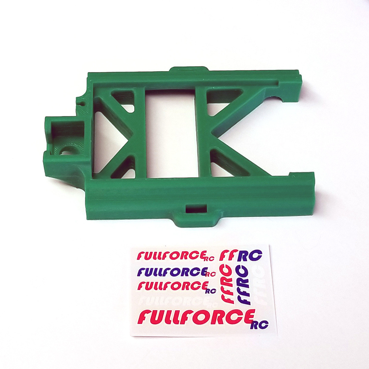 Green MAX5 speed control mount for your Traxxas X-MAXX.