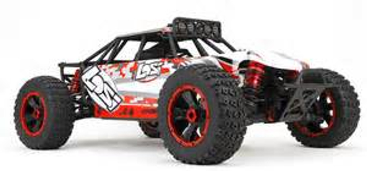Fits the Losi Desert Buggy XL and new K&N Truck as well as the DBXLE Electric truck!