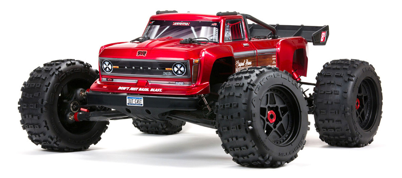 ARRMA 5th SCALE KRATON 8S / OUTCAST 8S SHOCK BOOTS (Set of 4)
