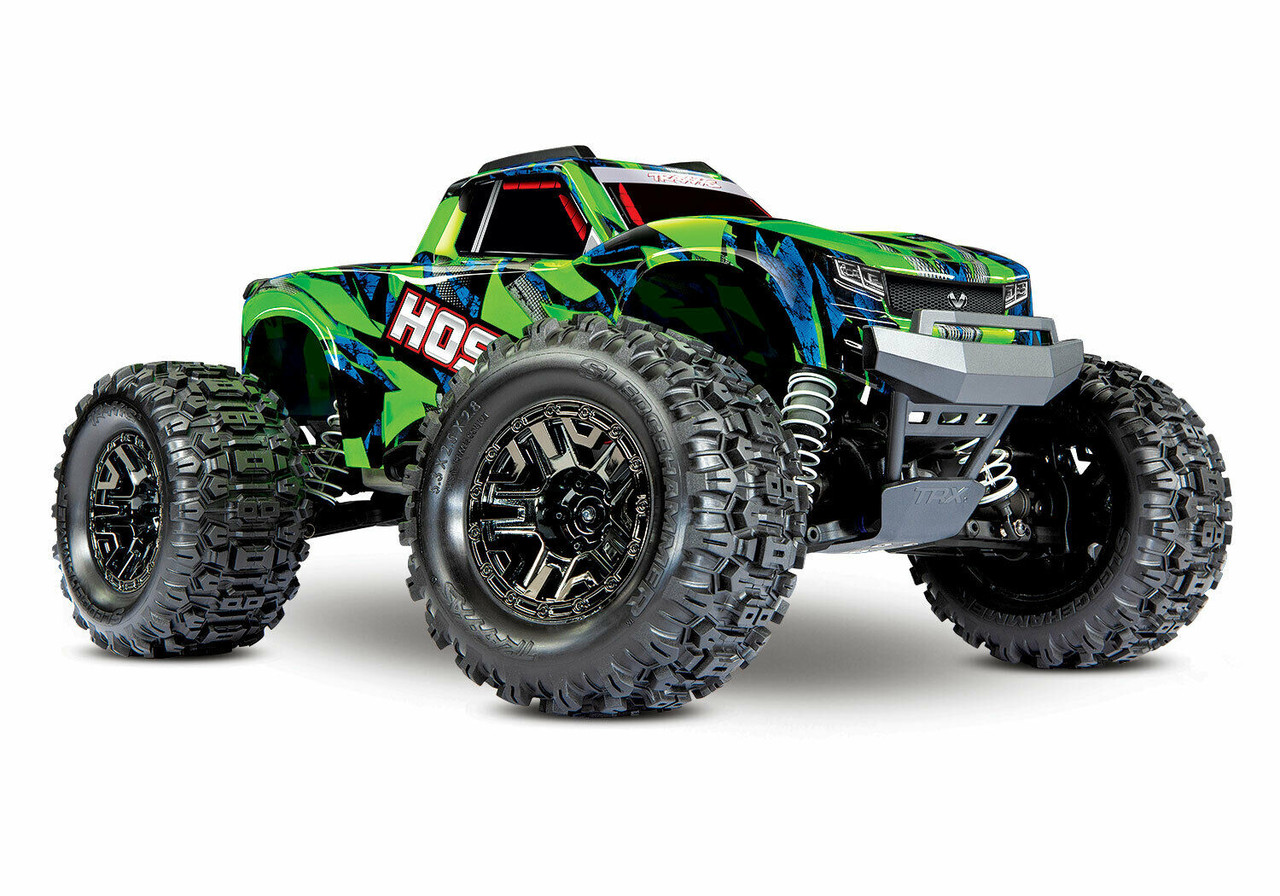 Compatible with the Traxxas 4x4 VXL HOSS!