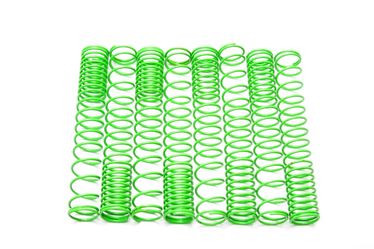 Classic HPI SAVAGE TRIPLE RATE SPRINGS GREEN SAVAGE 21, 25, SS, 4.6, KFX, LE, X & XL - SALE