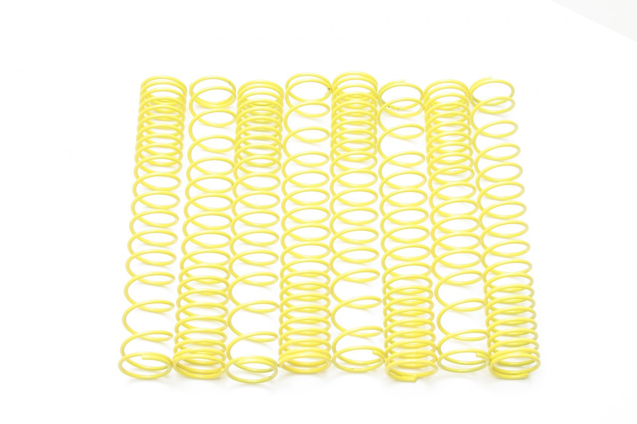 Classic HPI SAVAGE TRIPLE RATE SPRINGS YELLOW SAVAGE 21, 25, SS, 4.6, KFX, LE, X & XL - SALE