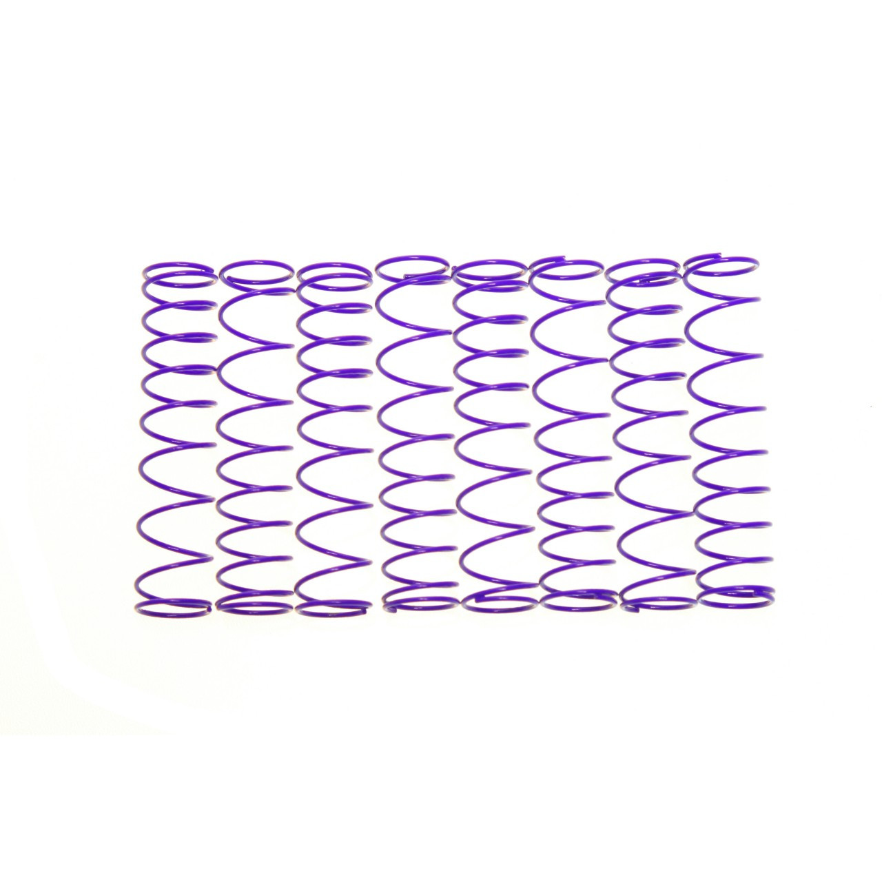 Traxxas T-MAXX E-MAXX Dual rate springs in Purple. 8 Pack
