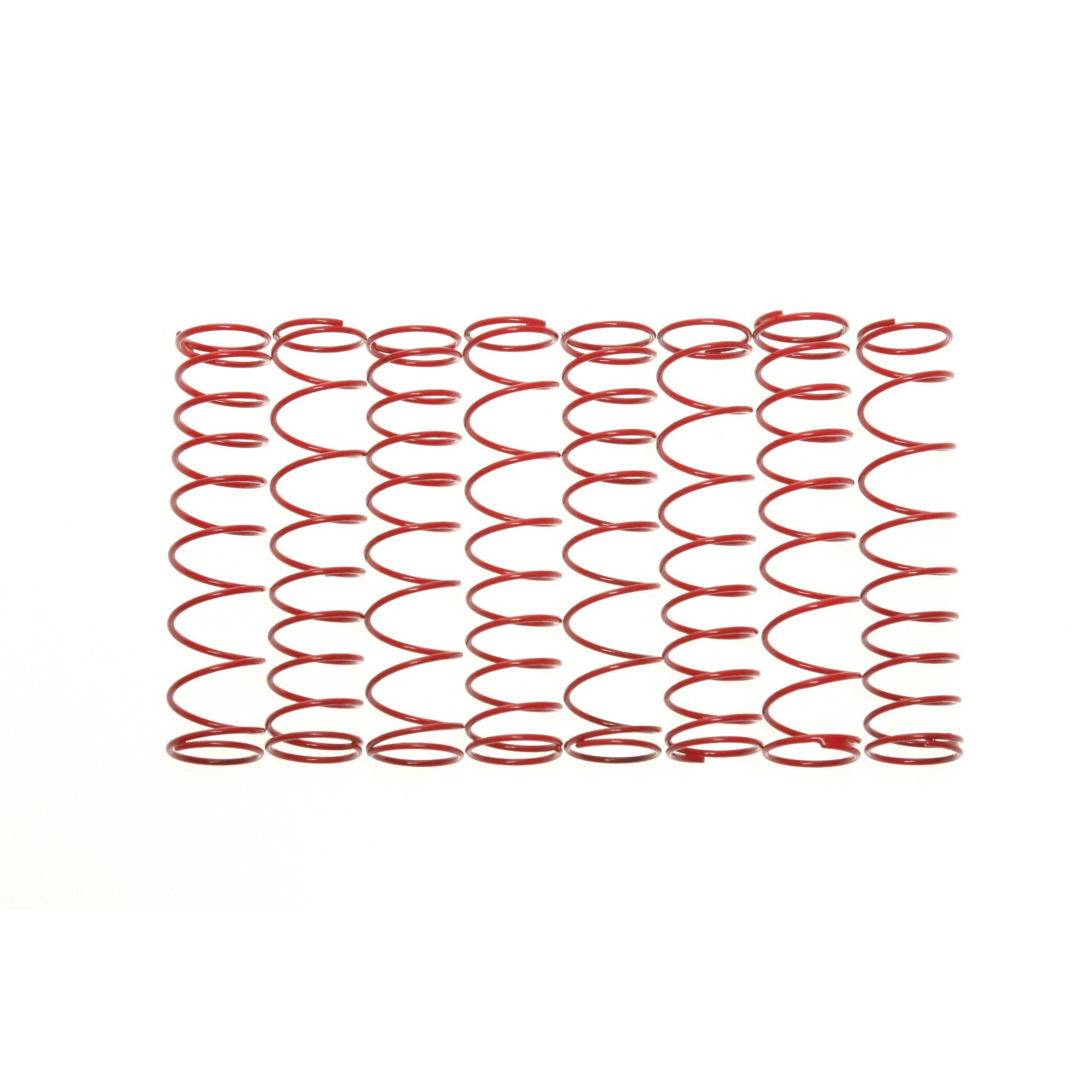 Traxxas T-MAXX E-MAXX Dual rate springs in Red.  8 Pack