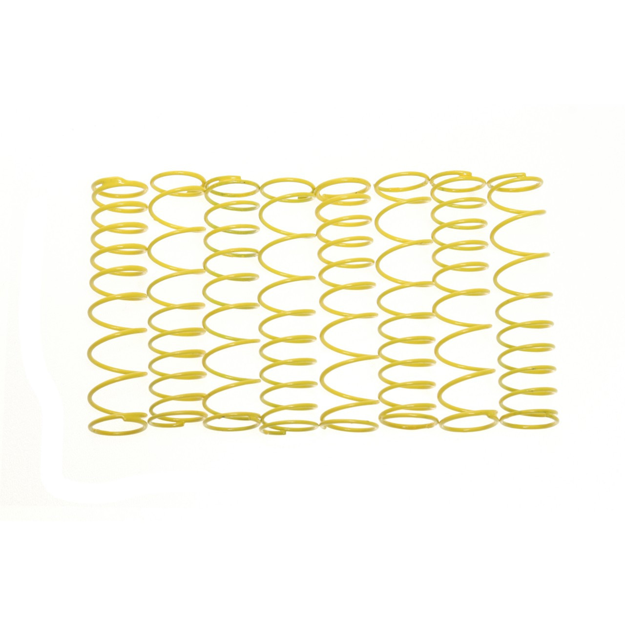 Traxxas T-MAXX E-MAXX Dual rate springs in Yellow. 8 Pack