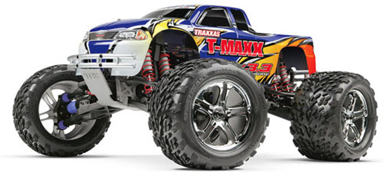Compatible with the Traxxas T-MAXX 3.3 trucks