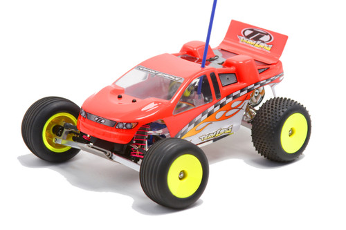 Fits all variations of the losi mini-T truck including the slider and desert truck.