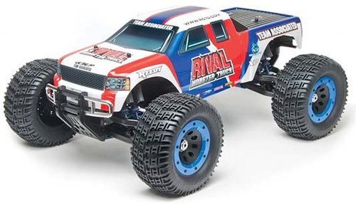 Fits the Team Associated Rival Electric truck too!