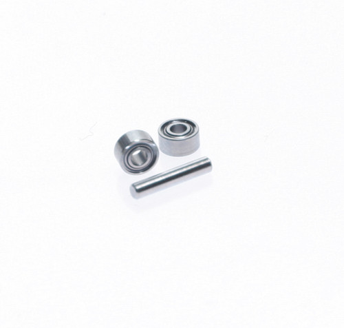 Associated RC18 series steering bearing and pin.  Fits all first generation trucks!