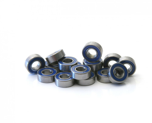 Traxxas Nitro Stampede full replacement bearing kit.  Contains every bearing in the truck!