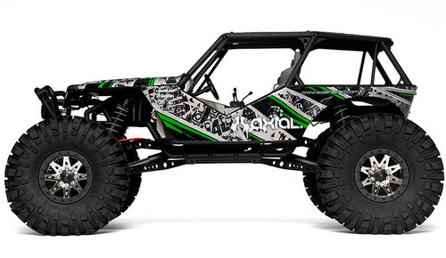 Axial wraith full rubber sealed bearing kit!
