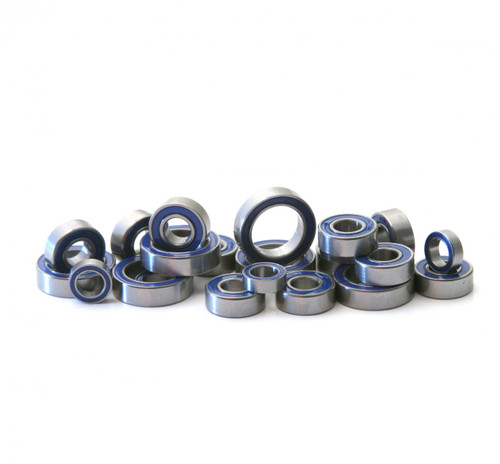 Traxxas Nito 4-TEC Complete 23 Piece bearing kit contains all the bearings in the truck.