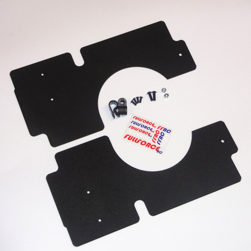 Kit comes complete with left and right inner wheel wells as well as hardware for the install on to your Losi 5ive-T.