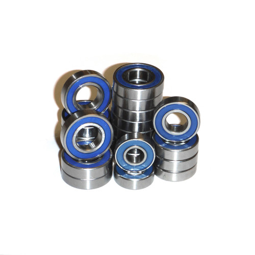 Team Losi DBXL & K&N DBXL 1/5 scale Gas trucks full 22 piece bearing kits!  Replaces all the bearings on your truck.