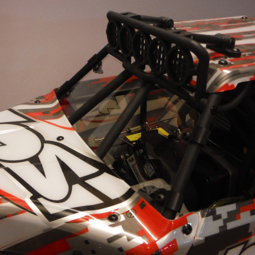 DBXL front windshield helps to keep the rocks and dirt out of your chassis and looks great too!
