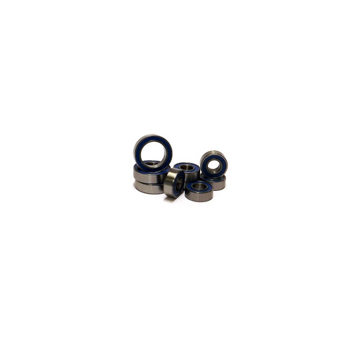 Traxxas X-MAXX 9 pc Steering bearing kit.   Includes 6 - 5x11x4 mm and 3 - 10x15x4 mm bearings.