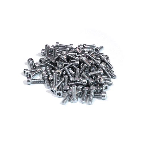 HPI Baja 5B 5T 5SC beadlock stainless wheel screws, pack of 100 3x10.