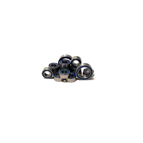 ECX 2WD 10th Scale bearing kit.  Includes all 15 bearings in the truck.  Fits the Amp, Boost, Circuit, Ruckus and Torment trucks!