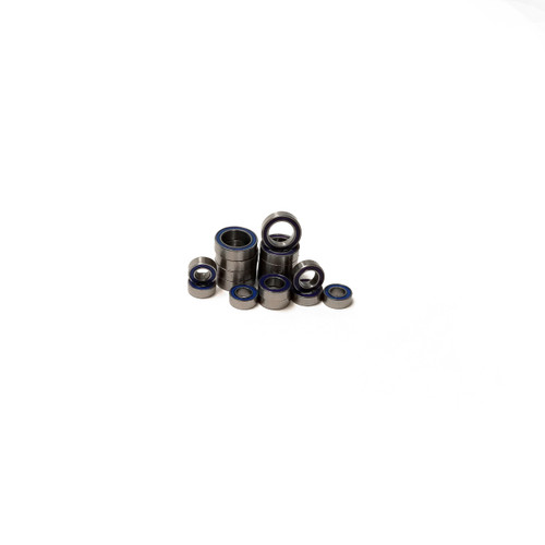 ECX 4WD 18th Scale bearing kit.  Includes all 17 bearings in the truck.  Fits the  Boost,  Ruckus and Torment trucks!