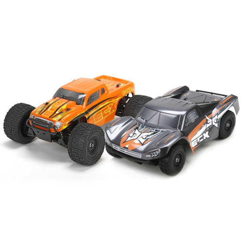Kit fits the 18th scale ECX trucks including the BOOST, RUCKUS & TORMENT.