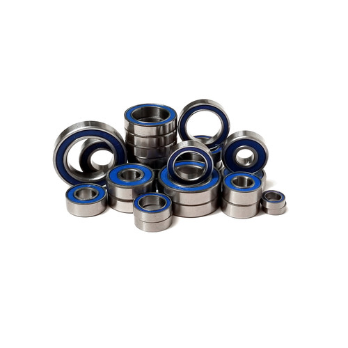 TRAXXAS MAXX 4S complete rubber sealed bearing kit.  Comes with a full 26 pieces and replaces all bearings on your truck.