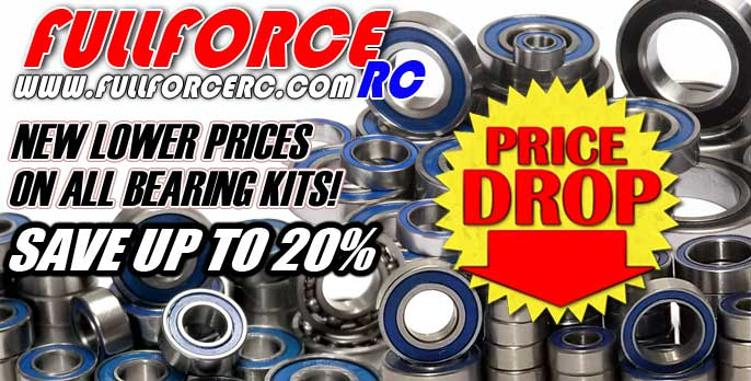 Price drop on all bearing kits!  Save up to 20%