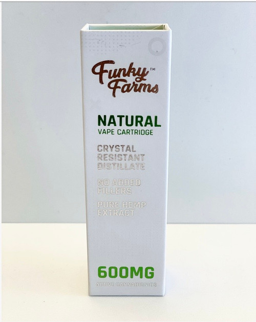 Funky Farms Pineapple Express 600mg