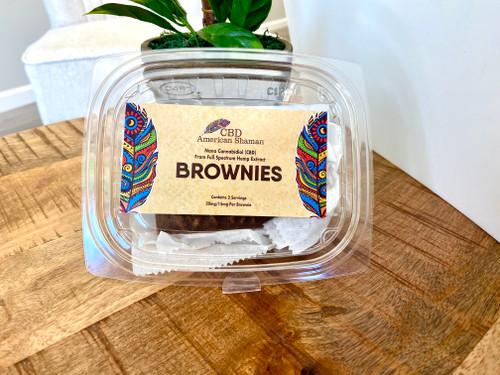 cbd brownies, thc brownies