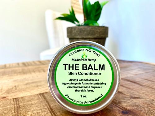 cbd for eczema, cbd skin balm