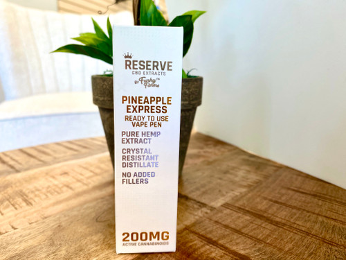 cbd vape, pineapple express, pineaplple express cbd, pineapple express vape