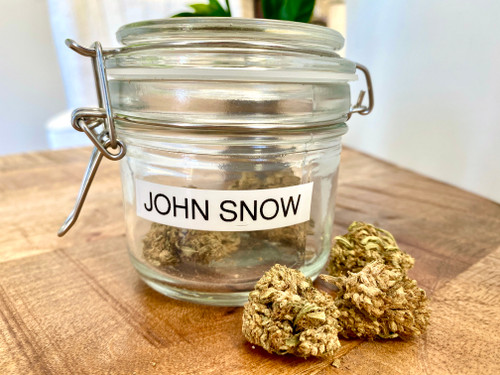 Hemp Flower John Snow