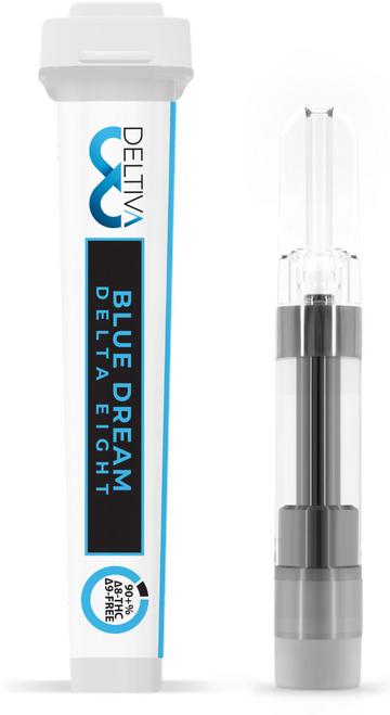 Deltiva Delta Eight THC Blue Dream 1000 Mg