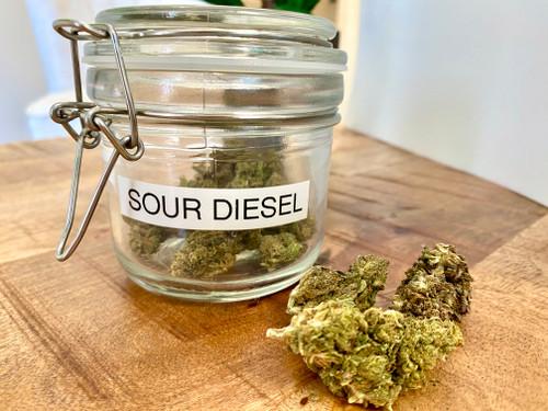 Hemp Flower Sour Diesel