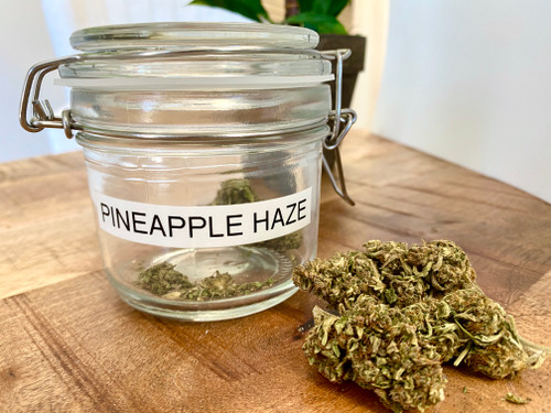 Hemp Flower Pineapple Haze