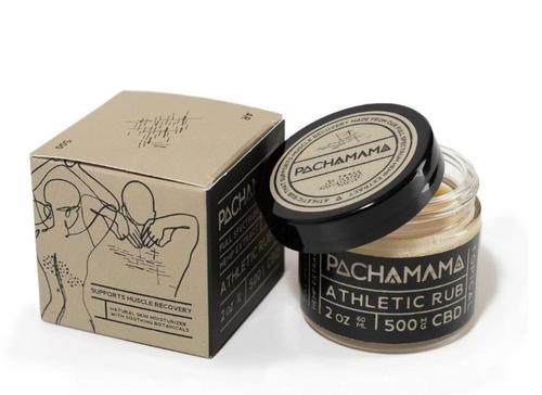 Pachamama Full Spectrum Athletic Rub 500mg