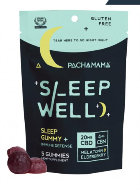 Sleep Well 5 Pack Pachamama