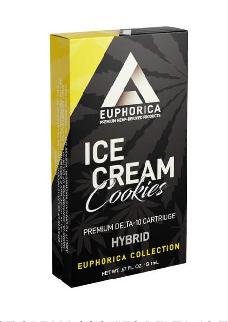 Effex Delta 10 Cart Ice Cream Cookies