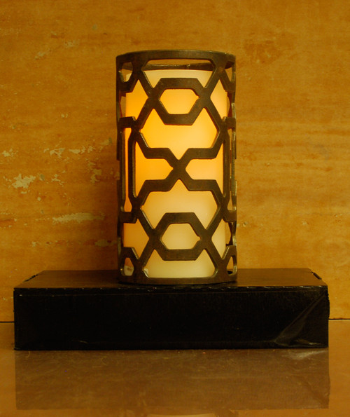 Metal Links - Metal Candle Holder Luminary